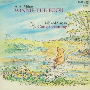 Carol Channing winnie the pooh